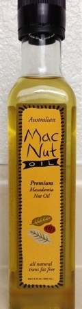 Australian Macadamia Nut Oil 250 ml