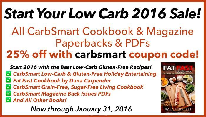 Start Your Low Carb 2016 Sale
