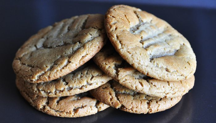 "Paleo ""Peanut Butter"" Cookie Recipe From CarbSmart Grain-Free, Sugar-Free Living Cookbook"