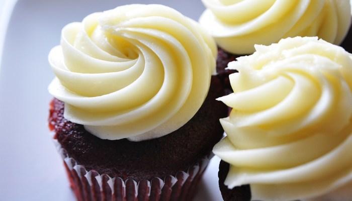 Bonus: Red Velvet Cupcakes Low-Carb Recipe by Caitlin Weeks from CarbSmart Grain-Free, Sugar-Free Living Cookbook