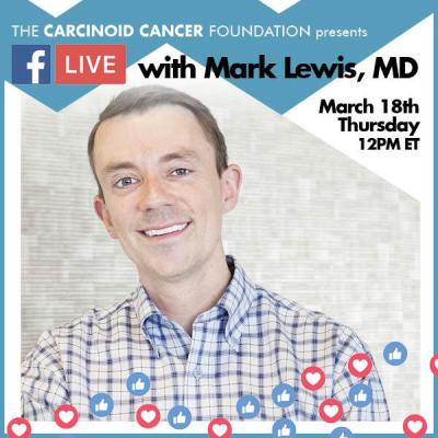 CCF FB Live Mark Lewis MD 3月18日