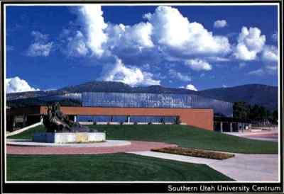 Southern Utah University Centrum, Southern Utah University Cedar City, UT