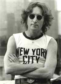 John Lennon New York City 1974 Celebrities