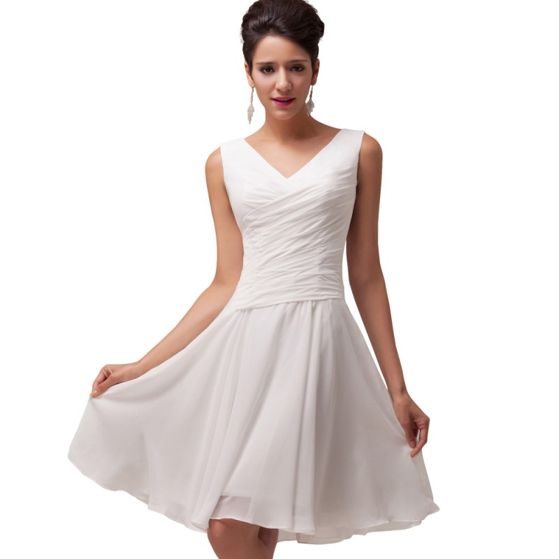 Large Of White Cocktail Dresses