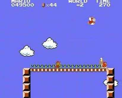 Curiosidades sobre Super Mario Bros