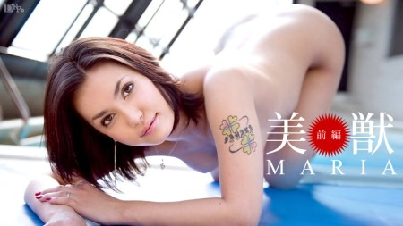 【無修正】小澤マリアと例のプールで中出しセックス