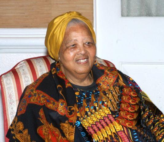 Ms. Lou in Color celebrates Jamaican poet