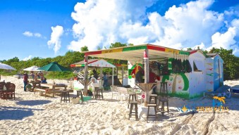 Garvey's Sunshine Shack Anguilla