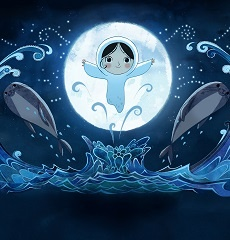 Still from Star of the Sea by Cartoon Saloon