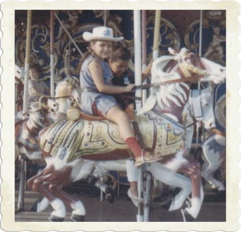 Caridad as a Cowgirl