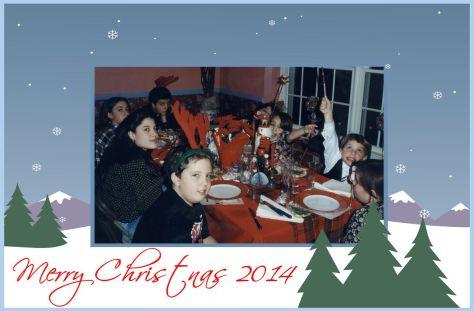 The Kids' Christmas Table