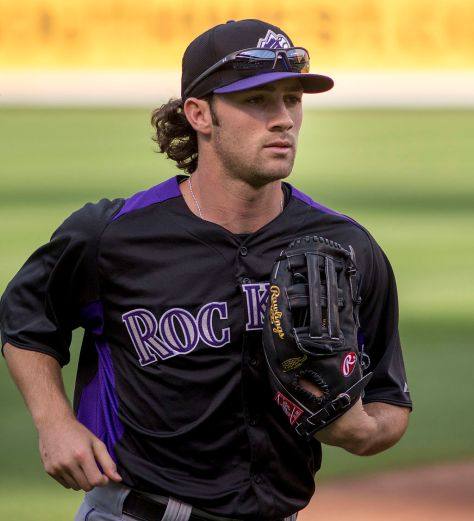 Charlie Culberson on August 16, 2013