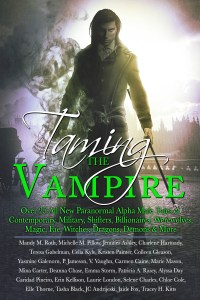 Taming the Vampire Box Set