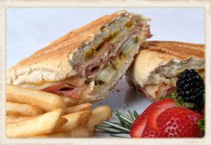 Caridad's Cuban Sandwich