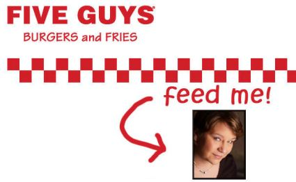 Photo Credit:  Five Guys Wallpaper