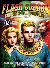Flash Gordon DVD - Copyright St. Clair Vision