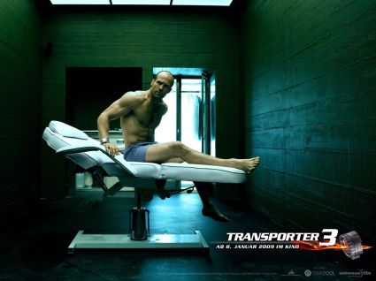 Courtesy of Lionsgate - Transporter 3