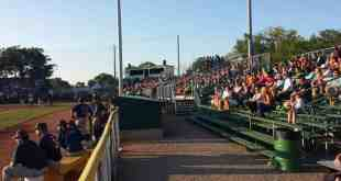 Another packed day at the ballpark./Gary Brotzel