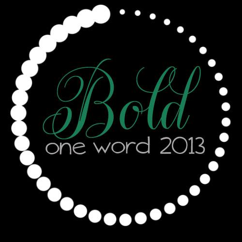 OneWord2013_Bold