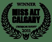 Miss Alt Calgary Modeling Award