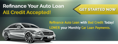 Refinance Auto Loan with Bad Credit - Car Loan Refinancing at Low Rates