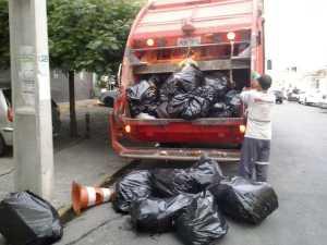 coleta lixo petrolina