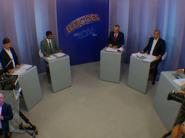debate candidatos prefeito petrolina