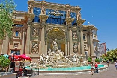 Fontana di Trevi @ Caesar´s Palace
