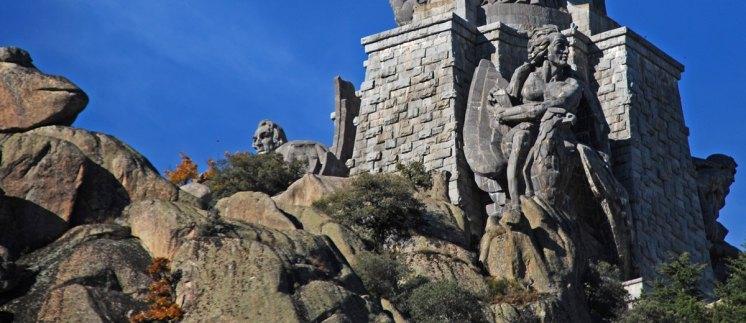 Pedestal - Evangelistas de Juan de Ávalos