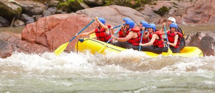 Rafting Aguas Bravas