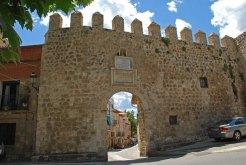 Brihuega - Puerta de la Cadena
