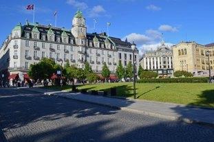 Plaza del Parlamento - Gran Hotel