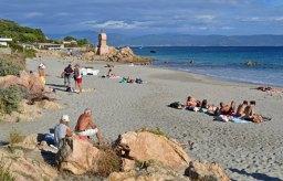 Pointe de la Parata - Playas