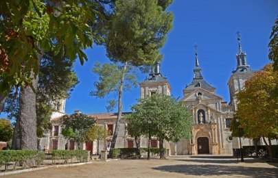 Plaza de la Iglesia o del Jardín