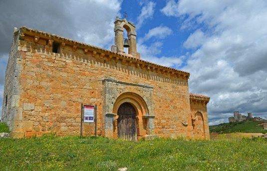 Ermita Románica del Santo Cristo de San Sebastián