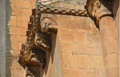 Decoración románica