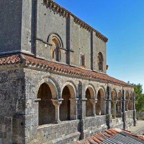 Galería románica - Iglesia del Salvador