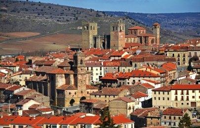Catedral y núcleo urbano