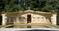 Villa Barbaro. Ninfeo