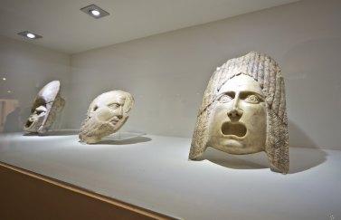 Máscaras romanas
