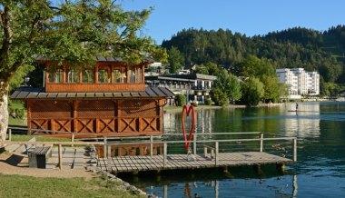 Parque de Bled, Rincón de los Enamorados