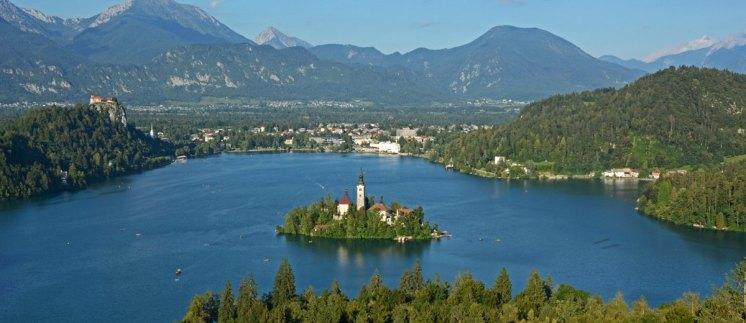 Lago de Bled. Un Lago de Cuento