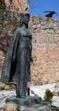 Monumento a la Princesa Kristina de Noruega