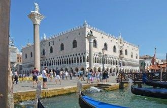 Palazzo Ducal desde el Gran Canal