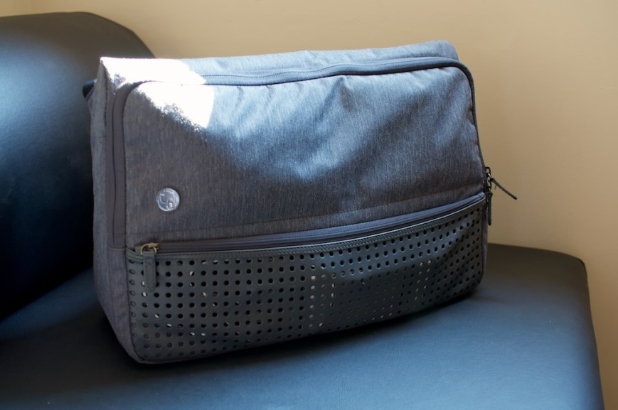 Evernote Triangle Commuter Bag