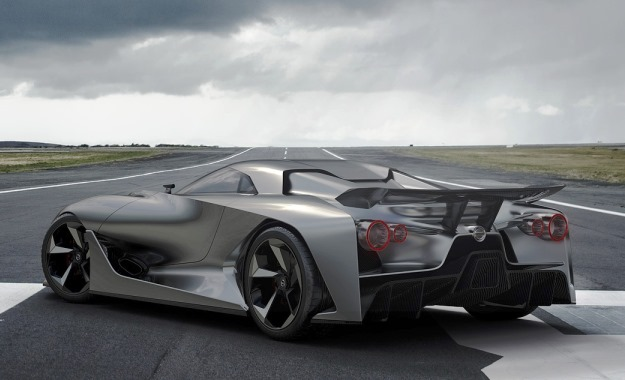 Nissan GTR 36 Due In 2018. 2020 Vision Gran Turismo Could Provide Design  Inspiration For The R36 ... O