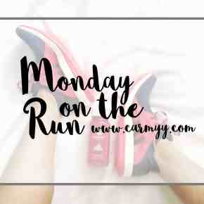 Monday on the Run #47 EXCITING NEWS