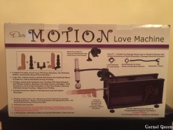 Motion Love Contents.