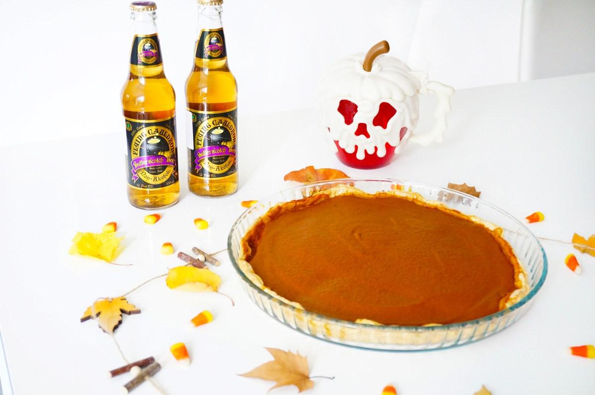 Sur ma table d'Halloween