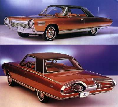 Coffee and a Concept - The 1962-64 Chrysler Turbine - CarNewsCafe